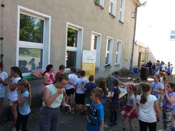 Galeria XIII bieg patrolowy w Publicznej Szkole Podstawowej w Łosiowie