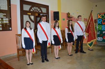 Galeria Zakończenie roku w gimnazjum LB