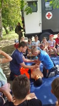Galeria Piknik na Florydzie Chróścina