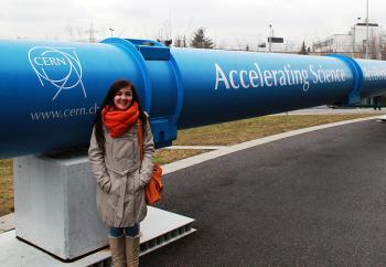 Warsztaty CERN