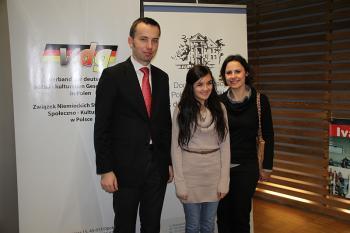 Angelika Juszczak zajęła II miejsce w Konkursie Europa na Górnym Śląsku