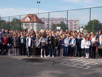 Galeria PSP Lewin Brzeski - rozpoczęcie
