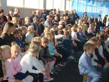 Galeria Rozpoczęcie roku w PSP w Łosiowie
