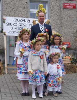 Galeria Dożynki powiatowe w Lubszy - Skorogoszcz