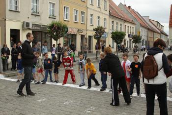 VI Biegi Uliczne w Lewinie Brzeskim