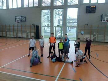 Galeria Ferie w Szkole Podstawowej im. Kawalerów Orderu Uśmiechu w Skorogoszczy