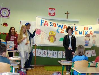 Galeria PASOWANIE NA CZYTELNIKA- PSP w ŁOSIOWIE