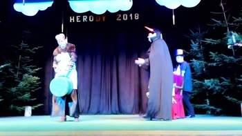 """Galeria Kabaret """"Babsztyle"""" z Chróściny na Herodach 2018 w Lewinie Brzeskim"""
