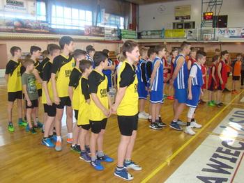 Galeria Mini koszykówka