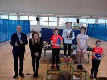 Galeria Turniej Tenisa Stołowego o Puchar Burmistrza Lewina Brzeskiego