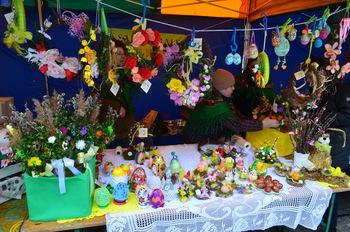 Galeria I Jarmark Wielkanocny w Lewinie Brzeskim