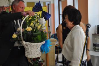 Gratulacje dla Pani Renaty Śliżewskiej