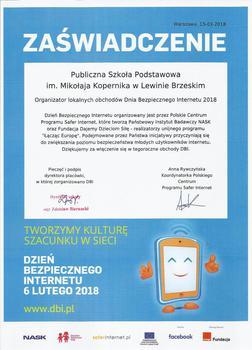 Galeria Dzień Bezpiecznego Internetu