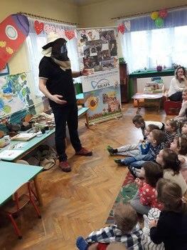 Galeria Przedszkole Łosiów - Ekologiczne dzieciaki