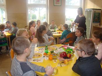 Galeria Wiemy co i jak jemy- czyli warsztaty zdrowego żywienia w PSP w Łosiowie
