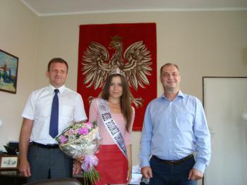 Miss Opolszczyzny z Lewina Brzeskiego