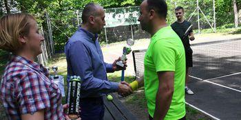 Galeria Turniej tenisa ziemnego o puchar Burmistrza Lewina Brzeskiego