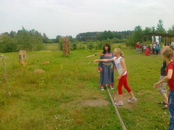 Półkolonia w Kantorowicach