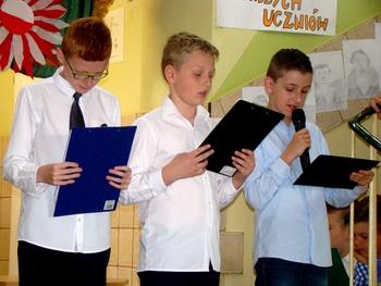 Galeria Dzień Patrona w Publicznej Szkole Podstawowej w Łosiowie