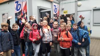 """Galeria Wycieczka klas czwartych z PSP Łosiów do """"Rosenau – zaginionego miasta"""""""