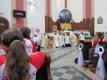 Galeria Zjazd Szkolnych Kół Caritas
