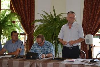 Galeria XLVIII Sesja Rady Miejskiej udzieliła absolutorium Burmistrzowi Lewina Brzeskiego