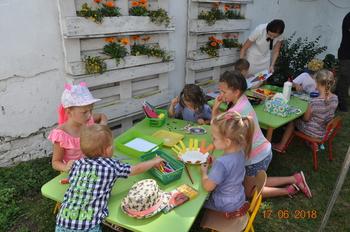 Galeria Piknik rodzinny w Przedszkolu nr 1 w Lewinie Brzeskim