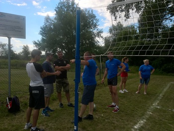 Galeria Rozgrywki w piłkę siatkową w Mikolnie