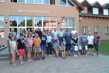 Galeria Wizyta studyjna w Szegvar