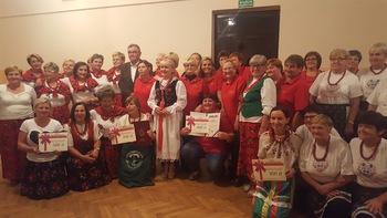 Galeria Kapusta w Makowicach ukiszona wspólnie z KGW z Chróściny