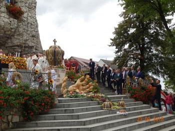 Galeria Dożynki Diecezjalne na Górze Św. Anny
