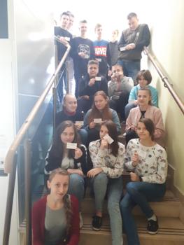 Galeria 179 Ekspertów Tabliczki Mnożenia w Publicznej Szkole Podstawowej w Lewinie Brzeskim