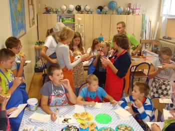 Galeria Gotuj smacznie i zdrowo, czyli o edukacji żywieniowej w PSP Łosiów