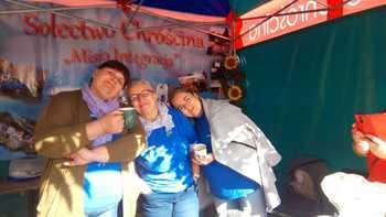 Galeria się Europejskie Targi Chłopskie w Krzyżowicach