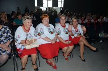 Galeria KGW z Chróściny na X Międzynarodowym Dniu Kobiet Wiejskich