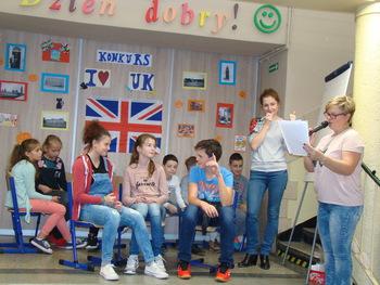 Galeria Szkolny Konkurs wiedzy o Wielkiej Brytanii