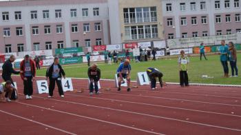 Meeting Lekkoatletyczny w Koninie