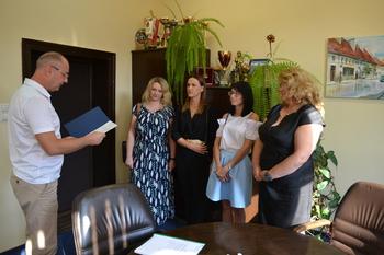 Galeria nauczyciele i dyrektorzy