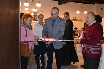 Galeria klub seniora otwarcie