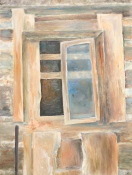 Okno - Agnieszka Krywult