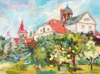 Ratusz - rzeźba N - Waldemar Mróz