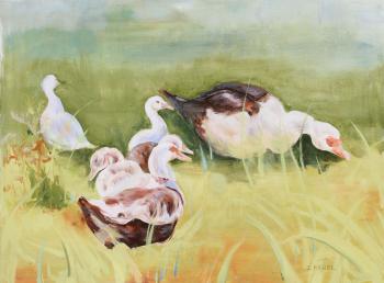 Śniadanie na trawie - Iwona Nagiel