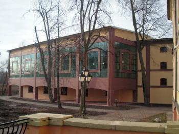 Nowa sala gimnastyczna przy Gimnazjum w Lewinie Brzeskim