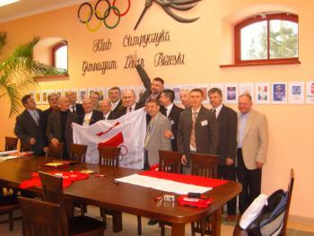 Otwarcie Klubu Olimpijczyka