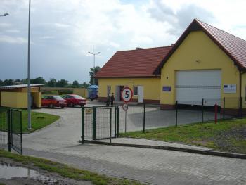 Oczyszczalnia ścieków BIOCOS w Lewinie Brzeskim