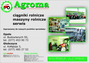 dożynki agroma Białystok