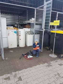 Galeria elektrośmieci