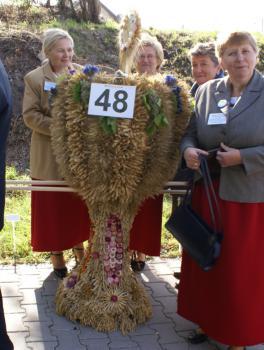 Korona Nr 48 Wojewózki Związek Rolników, Kółek i Organizacji Rolniczych