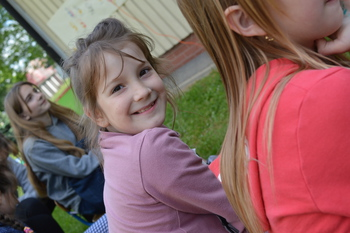 Galeria dzieci swietlica