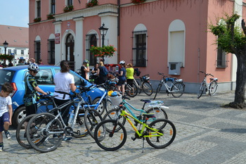 Galeria Rajd rowerowy